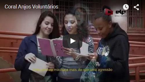 Coral Anjos Voluntários