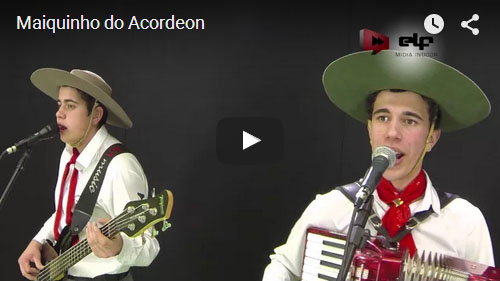 Vídeo Maiquinho do Acordeon